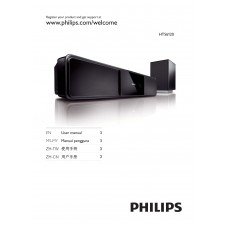 Philips HTS6120 Home Cinema System
