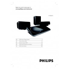 Philips HTS6515 Home Cinema System