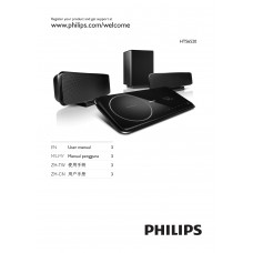 Philips HTS6520 Home Cinema System