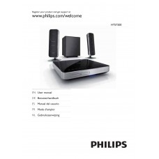 Philips HTS7200 Home Cinema System