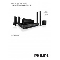 Philips HTS7520 Home Cinema System