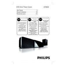 Philips HTS8100 Home Cinema System