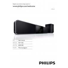 Philips HTS8141 Home Cinema System