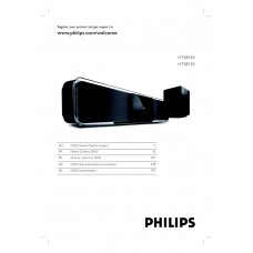 Philips HTS8150 Home Cinema System