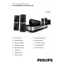 Philips HTS8562 Home Cinema System