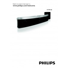Philips HTS9140 Home Cinema System
