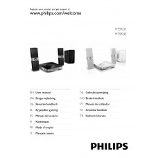 Philips HTS9241 Home Cinema System