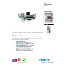 Philips HTS9520 Home Cinema System