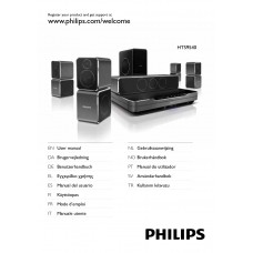 Philips HTS9540 Home Cinema System