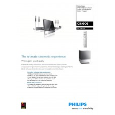 Philips HTS9800W Home Cinema System