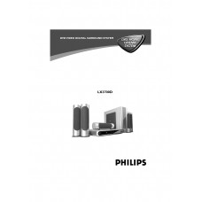 Philips LX3700D Home Cinema System
