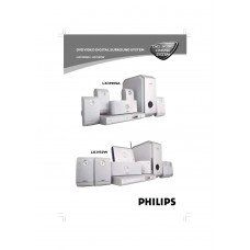 Philips LX3950W Home Cinema System