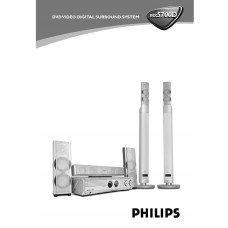 Philips MX5700D Home Cinema System