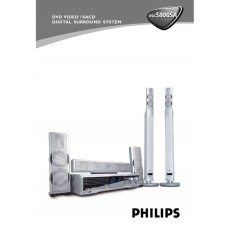 Philips MX5800SA Home Cinema System