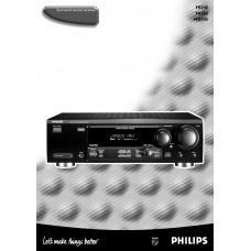 Philips MX740 Home Cinema System