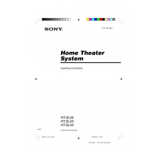 Sony HT-SL55 Home Cinema System