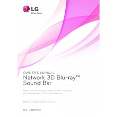 LG BB5520A Home Theater