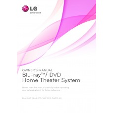 LG BH-4120S Home Theater