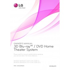 LG BH-7520T Home Theater