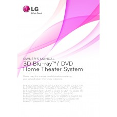 LG BH6520T Home Theater