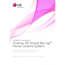 LG BH9520TW Home Theater