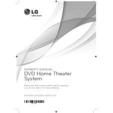 LG DH-4220S Home Theater