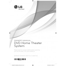 LG DH6520TK Home Theater