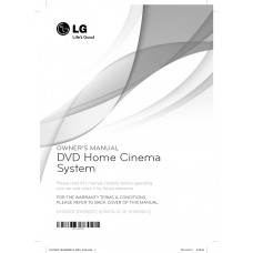 LG DH7620T Home Theater